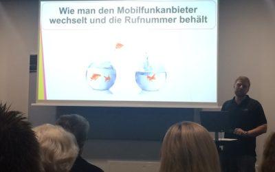 Erfolgreicher Start des IT-Stammtischs in Korschenbroich