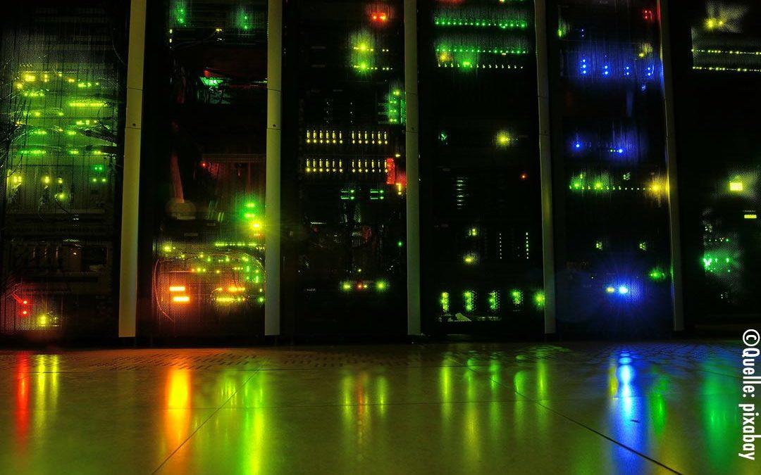 """Mit """"Virtuellen Servern"""" reale Vorteile nutzen"""